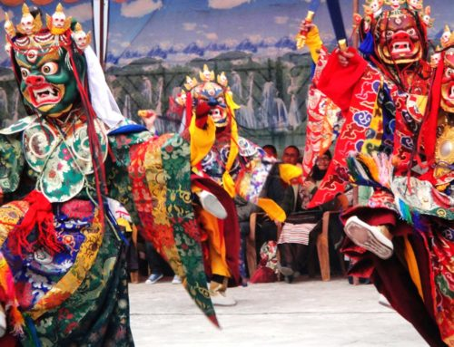 Major Festivals of Mustang
